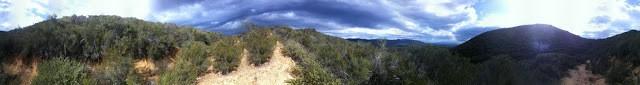 Sitton Peak Hiking Trail