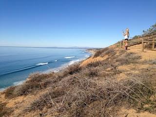 Torrey Pines Hiking Trial