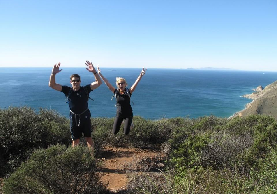 Malibu Point Mugu Hiking Trail