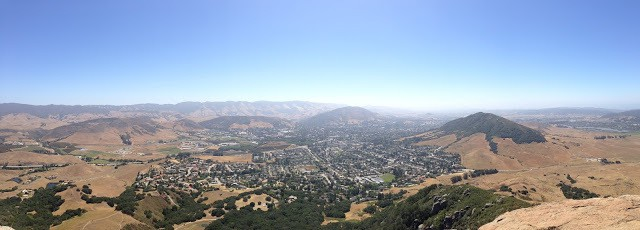 Bishop Peak Hiking Trail