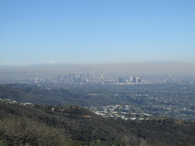 Los Angeles Hiking Trails – Paseo Miramar Trail