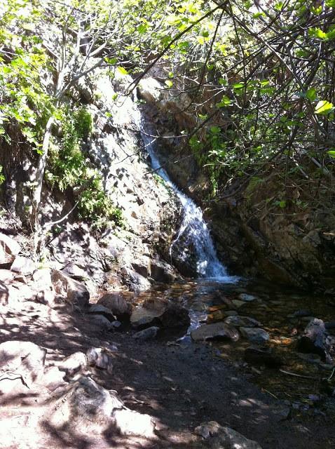 Holy Jim Falls – Orange County Hiking Trail