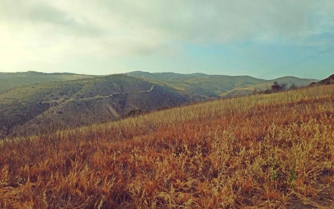 Crystal Cove Hiking – El Morro Trail