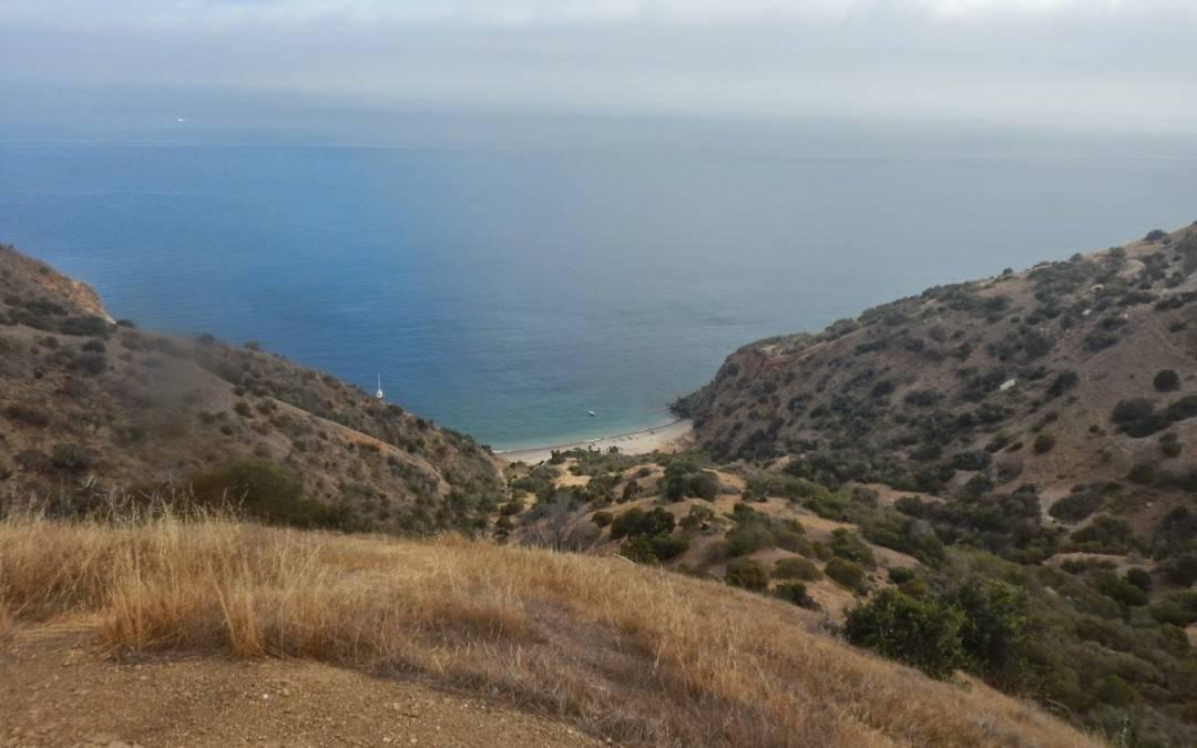 Catalina Airport Hiking Trail