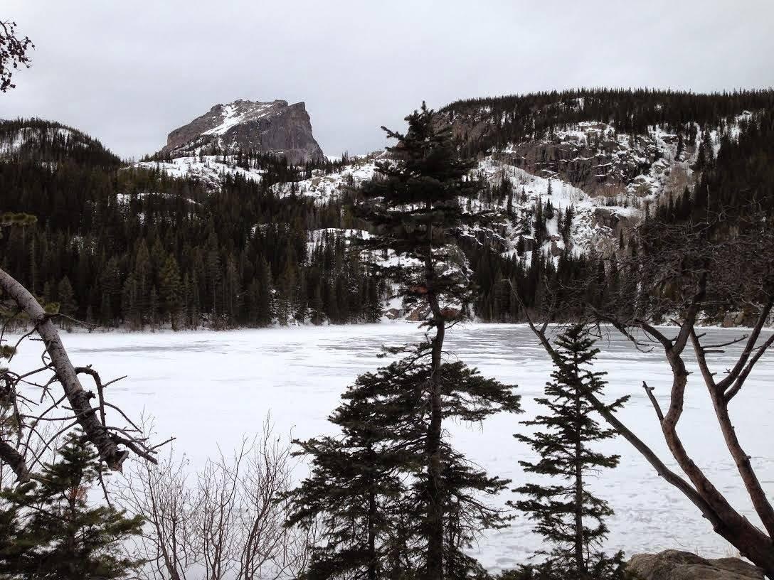 Estes Park Rocky Mountain National Park Hiking Trails