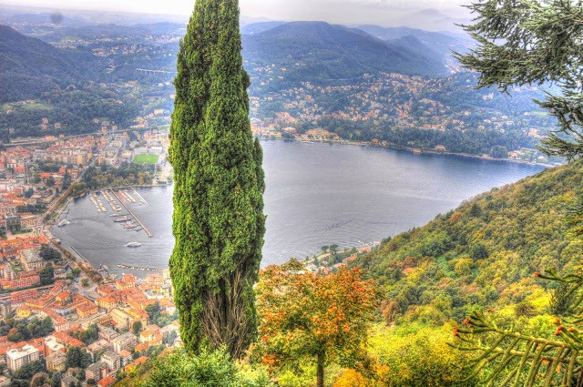 Lake Como Hiking Trails