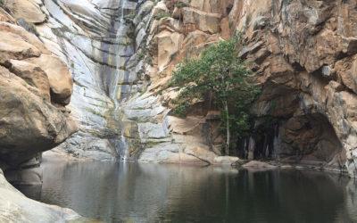 Cedar Creek Falls | San Diego Hiking Trail