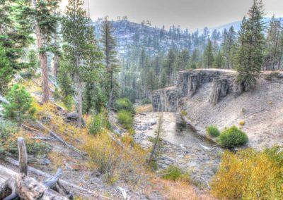 rainbow falls, mammoth mountain, go hike it, water fall hike, outdoor trail, mammoth lakes hiking trail, mammoth mountain hike