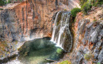 Mammoth Lakes | Rainbow Falls Hiking Trail