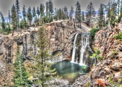 rainbow falls, mammoth mountain, go hike it, water fall hike, outdoor trail, mammoth lakes hiking trail, mammoth mountain hike, go hike it, sean tiner photography
