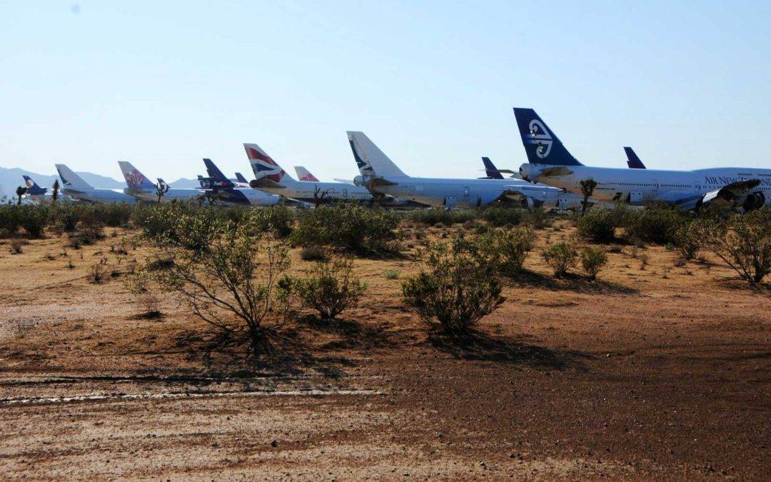 Airplane Graveyard Hike | Victorville Hiking Trail