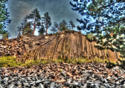Devils Postpile National Monument, mammoth hiking trail, mammoth mountain, mammoth hiking trails