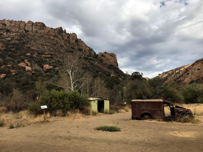 M A S H Tv Show Set Hike In Malibu Creek State Park Go