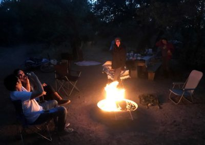 blue jay campground, cleveland national forest, lake elsinore, orange county camping, outdoor living, hiking trails, dog friendly trails