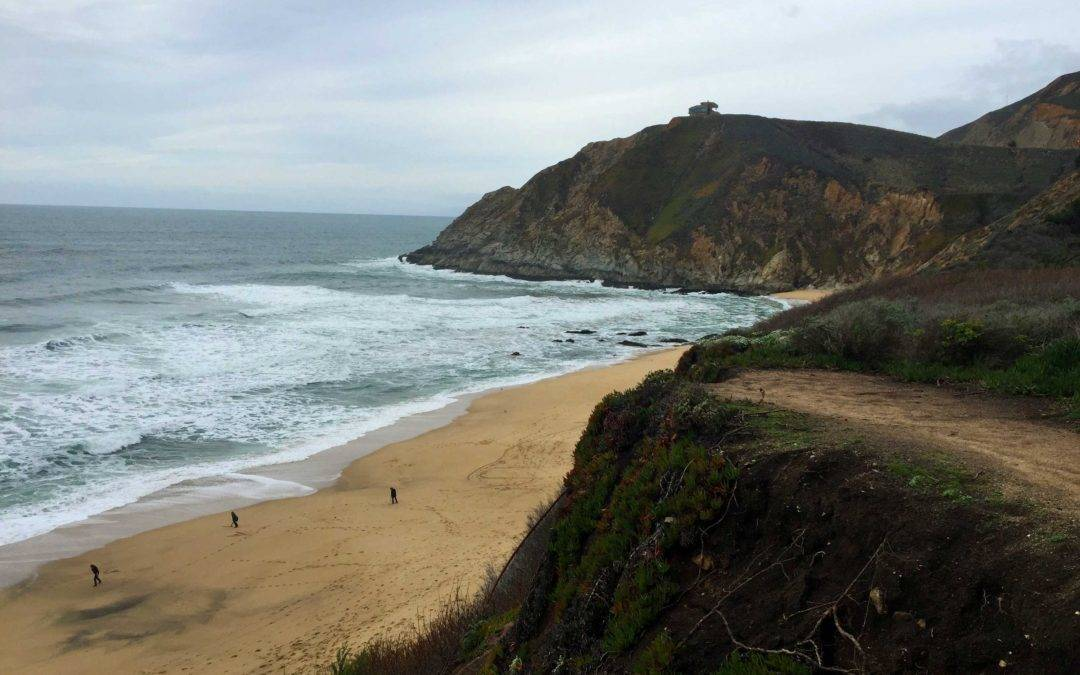 Gray Whale Cove State Beach | Half Moon Bay Hiking Trails