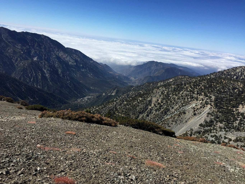 Mount Baldy Hike Mt San Antonio Hiking Trail Best Los
