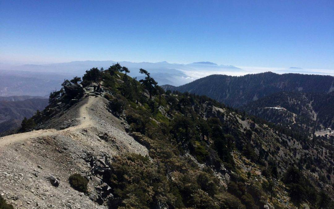 Mount Baldy Hiking Trail | Mt. San Antonio Los Angeles Hike