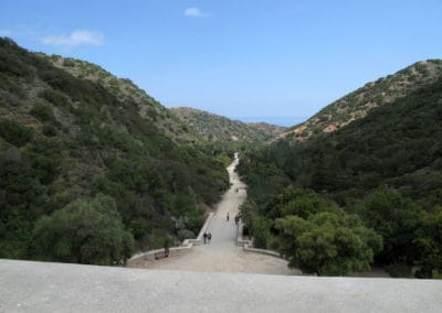 Wrigley Monument, Go Hike It, Sean Tiner, Ashley Tiner, Things to Do In California, Best Catalina Hikes, Catalina Hiking Trails,