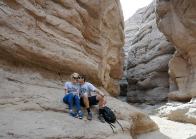 palm springs, canyon ladder hike, mecca canyon, things to do in pallm springs, best hikes in riverside county