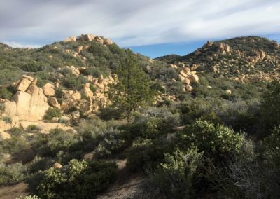 Pinnacles-Peak-Lake-Arrowhead-Hiking-Trail-12