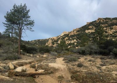 Pinnacles-Peak-Lake-Arrowhead-Hiking-Trail-14