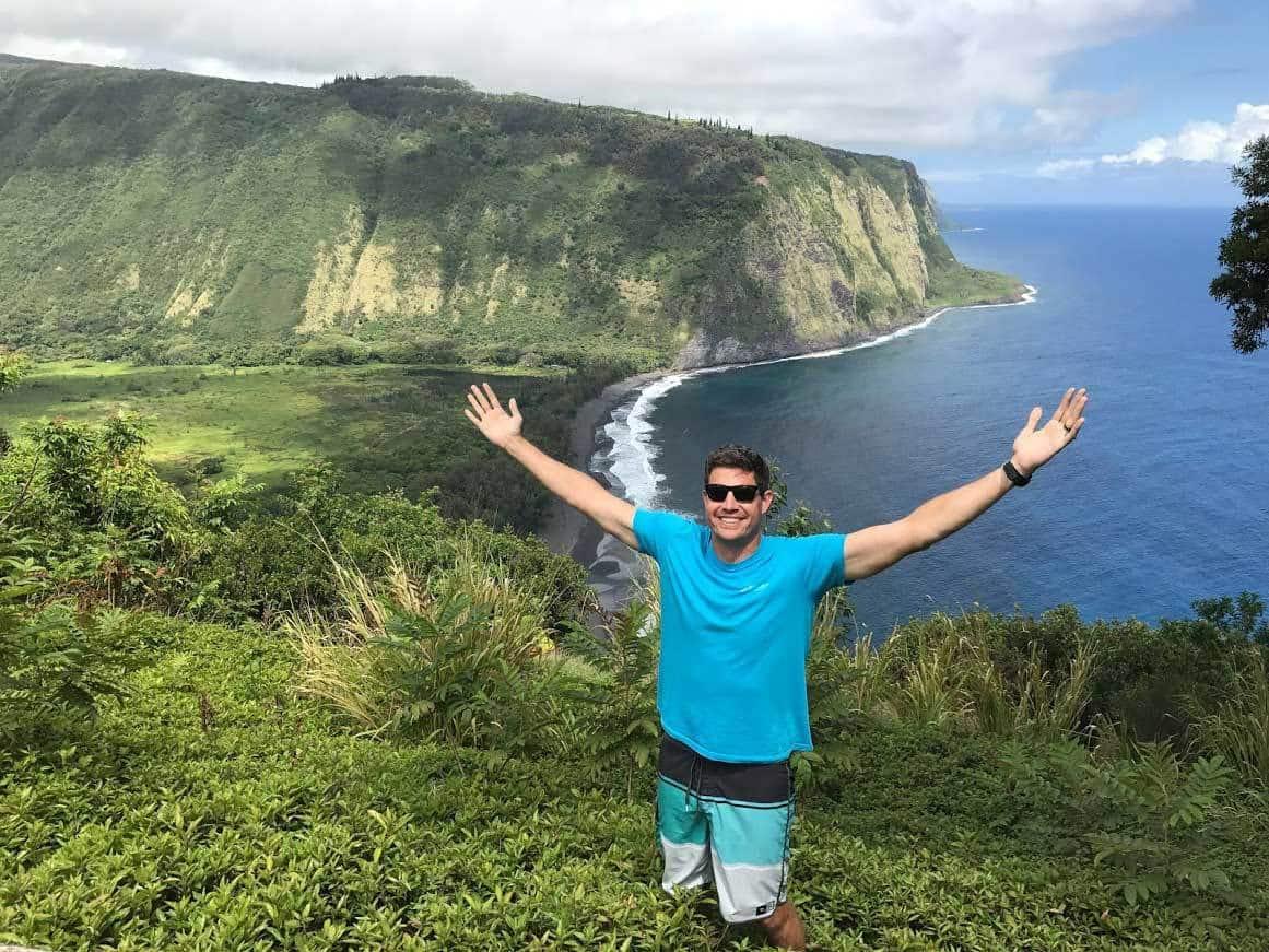 Big Island Hikes Waipio Valley