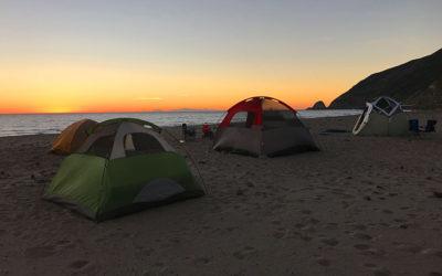 Point Mugu Malibu Camping