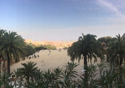 park-guell-gaudi-barcelona-spain-easy-hiking-trail-22