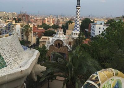 park-guell-gaudi-barcelona-spain-easy-hiking-trail-29