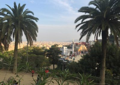 park-guell-gaudi-barcelona-spain-easy-hiking-trail-8