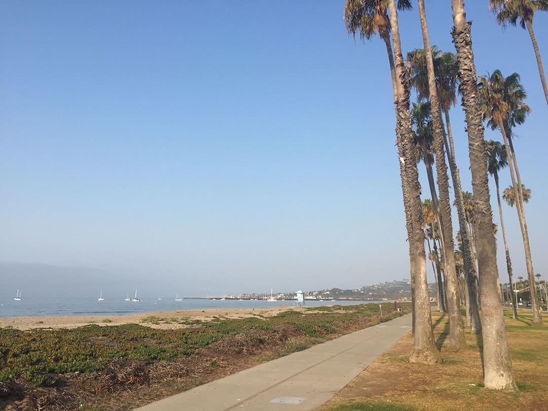 Santa Barbara Boardwalk Hiking Trail 13