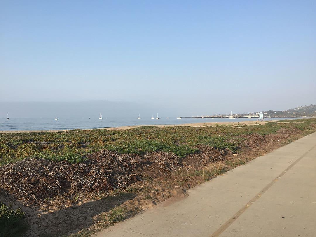 Santa Barbara Boardwalk Hiking Trail 8