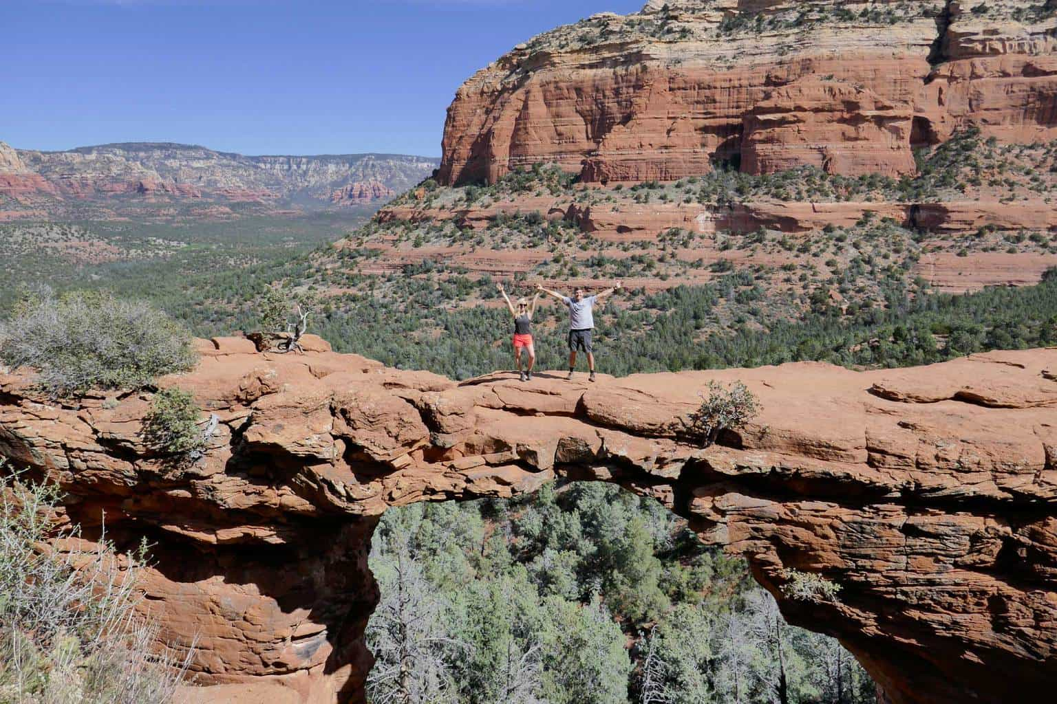 Best Shoes For First Time Hike In Sedona