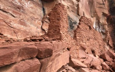 Palatki Heritage Site Hiking Trail