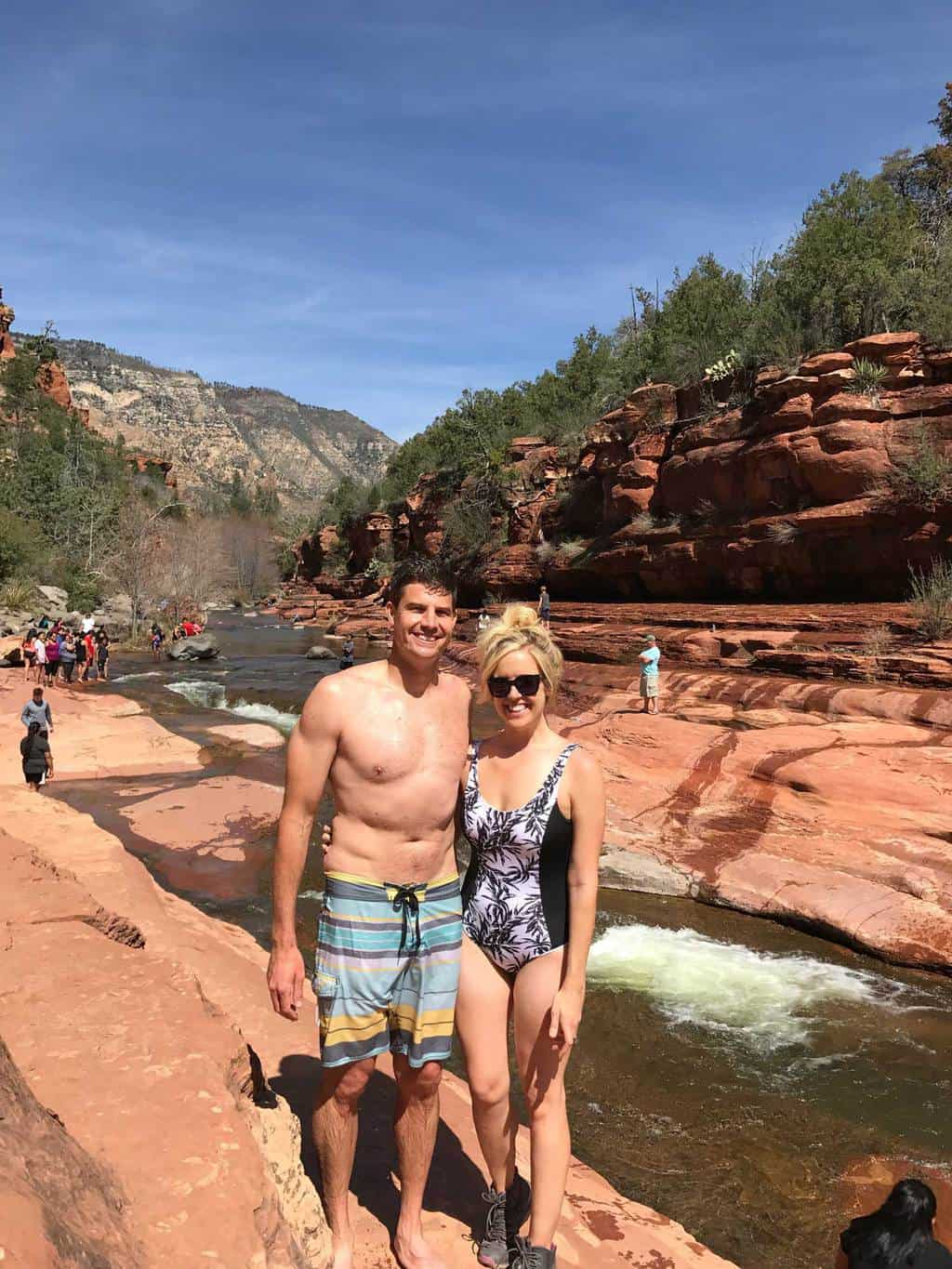 slide rock state park, sedona hikes, best places to hike in sedona, where to hike in sedona, sedona hike, slide rock