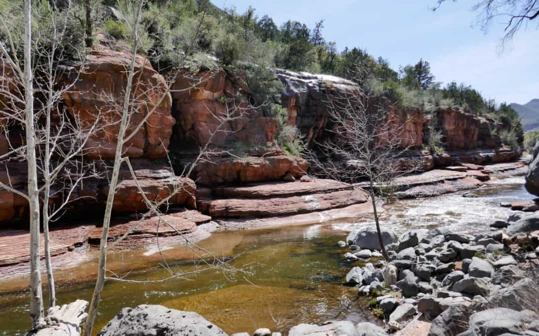 Slide Rock State Park | Sedona Hiking Adventures