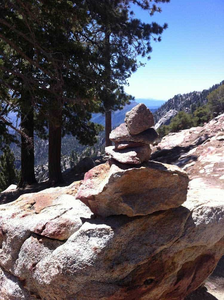 Palm Springs Aerial Tramway Hike To Mt San Jacinto