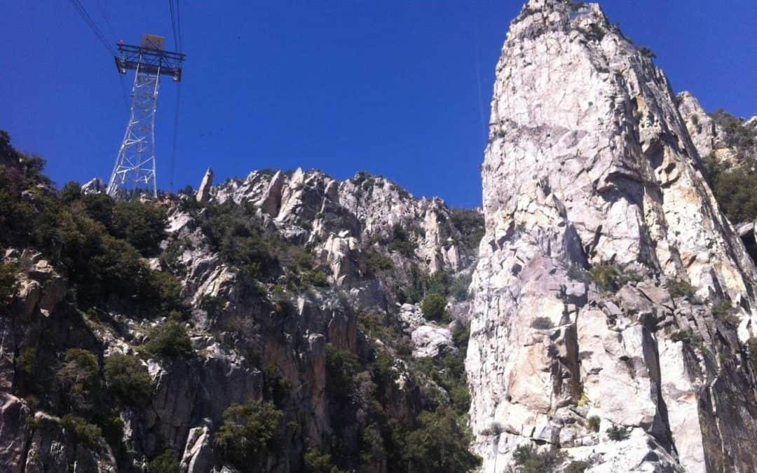 Palm Springs Aerial Tramway Hike To Mt San Jacinto