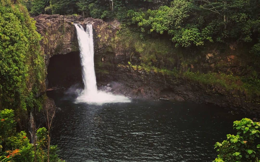 Rainbow Falls Hiking Trail