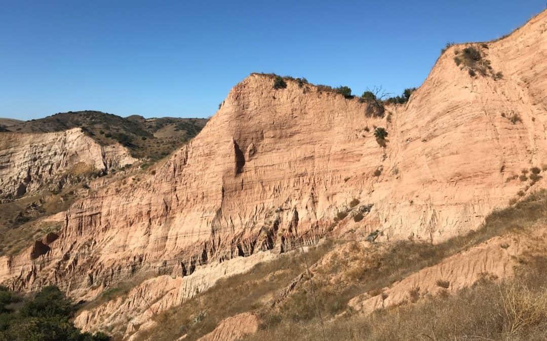 The Sinks Trail Limestone Canyon Regional Park