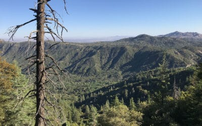 Lake Arrowhead to Lake Gregory Hike