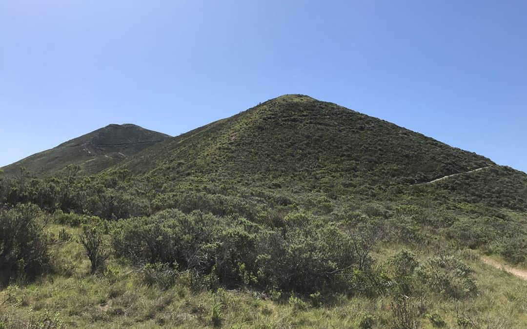 Montaña de Oro State Park Hiking Trail