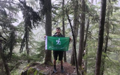 Mount Rainer Hiking Trail